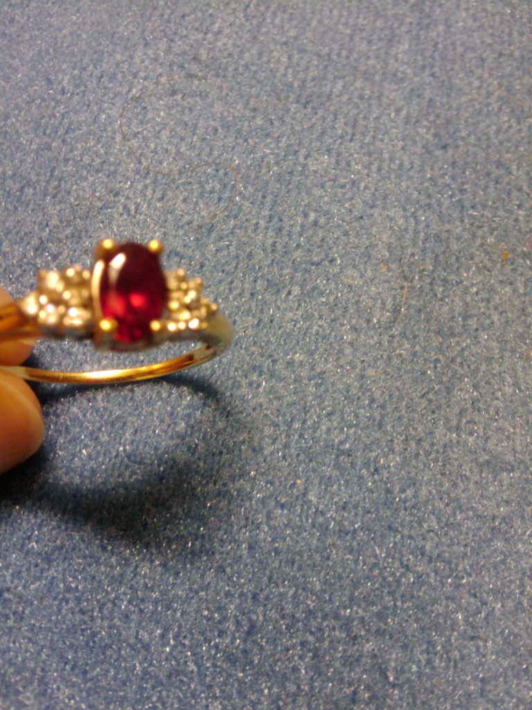 The Story Of My Ring