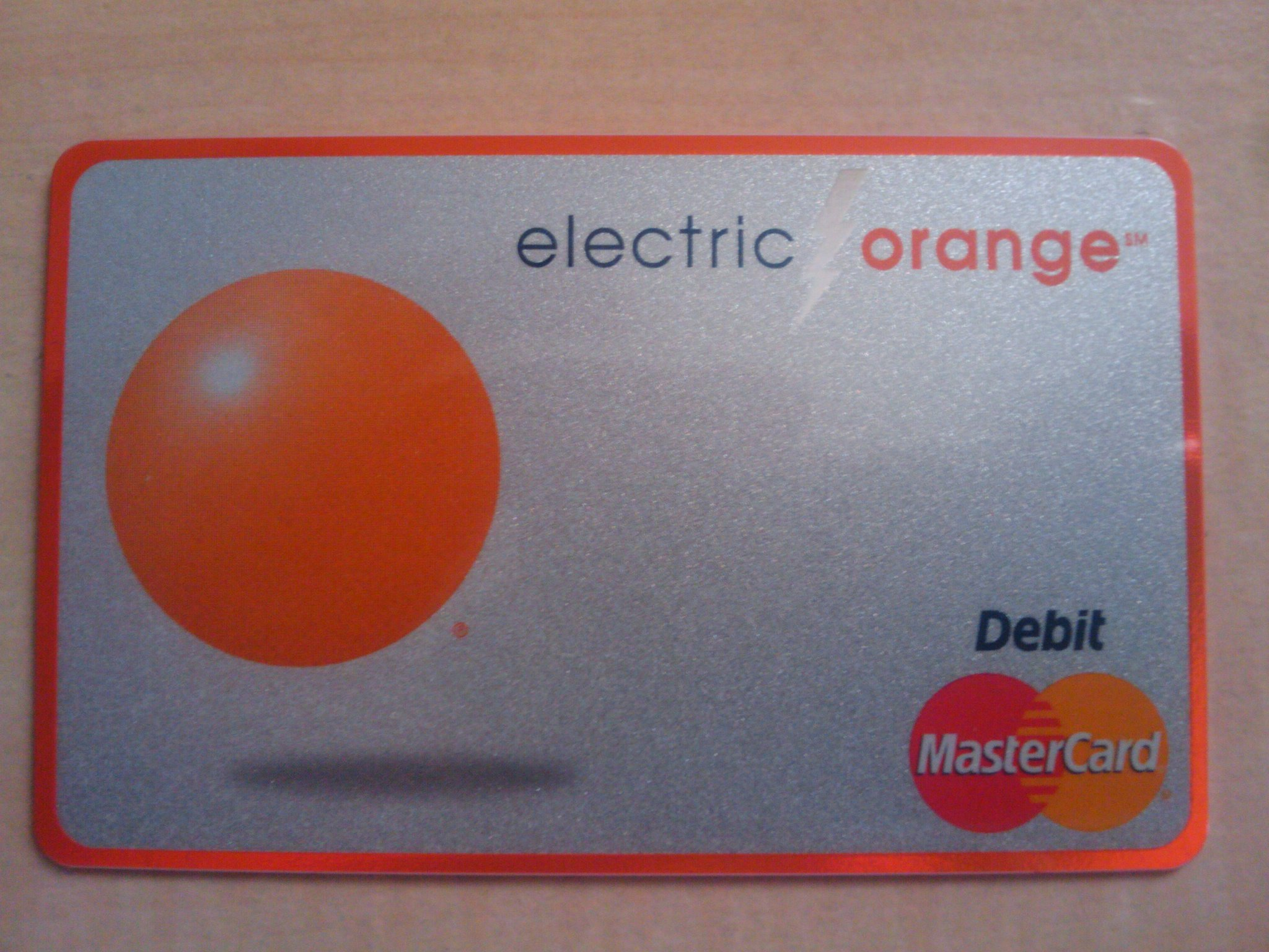 ING New Card INGs New Debit Card For Elec