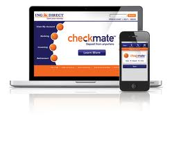 Deposit Money To Your ING Accounts With CheckMate