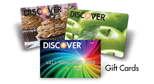Got A $20 Discover Gift Card!!!