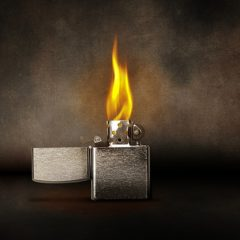 Mission Declutter: Burn Baby Burn