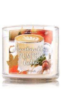 CandlePumpkinLatte