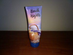 Cream Beach nights