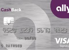 Ally CashBack Visa Signature: Card Review