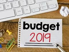 New Budget For 2019